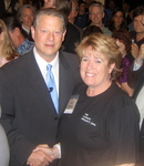 Nashville TCP conferences with Al Gore